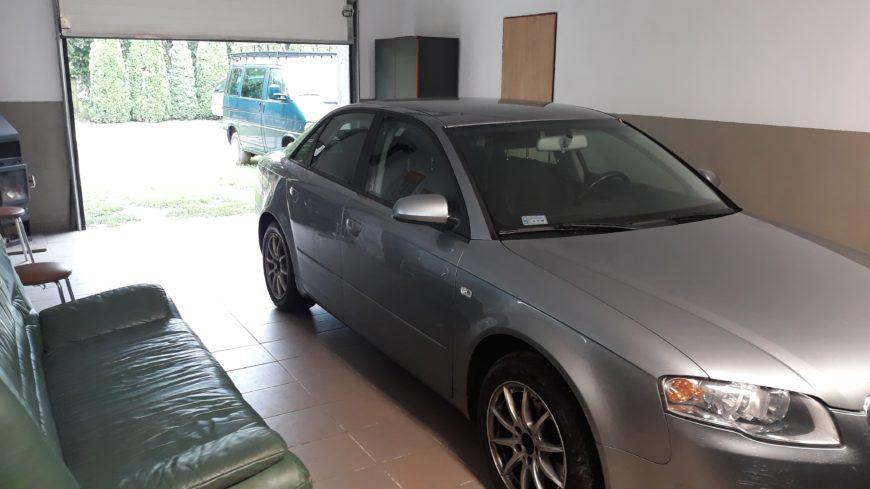 Audi A4 B7 1.9 TDI 116PS - Stage 1