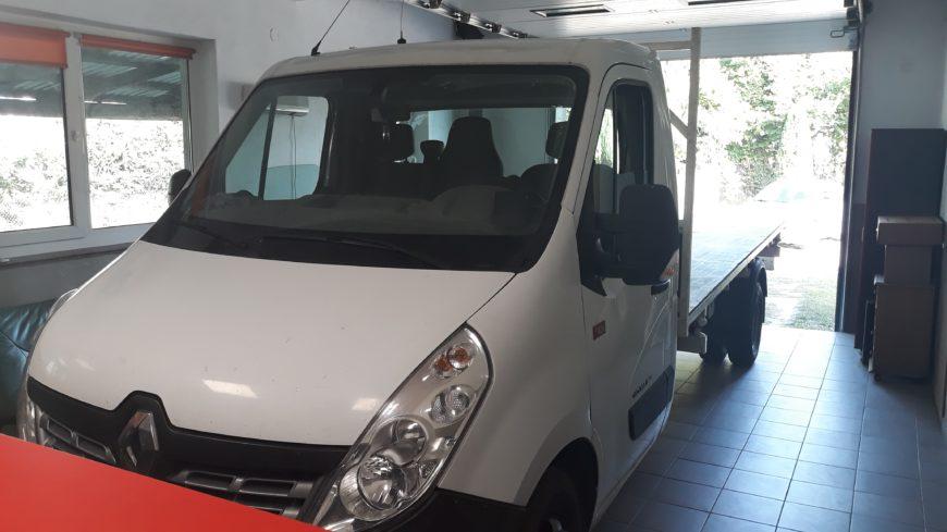 Renault Master III 2.3 dci 165ps