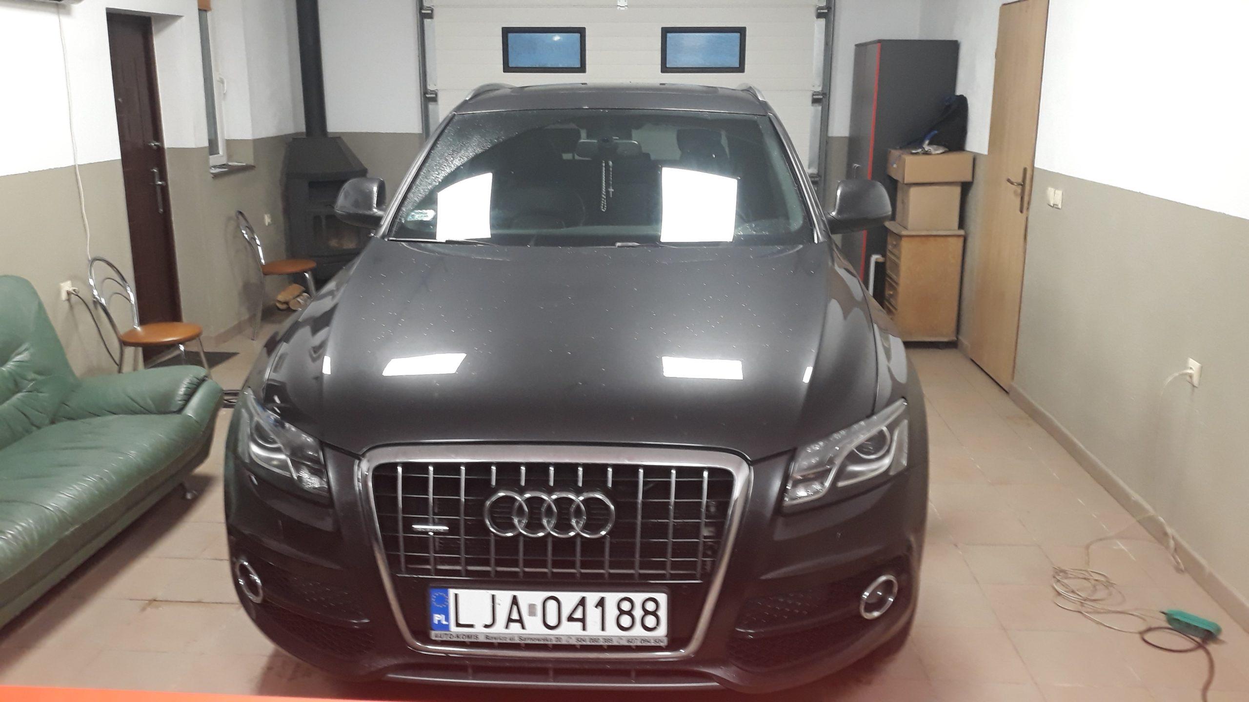 Audi Q5 2.0 tdi 170ps